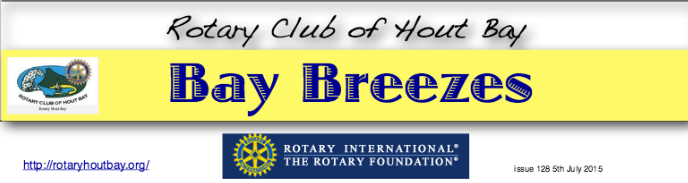 Bay Breezes 5 July 2015 – Special edition