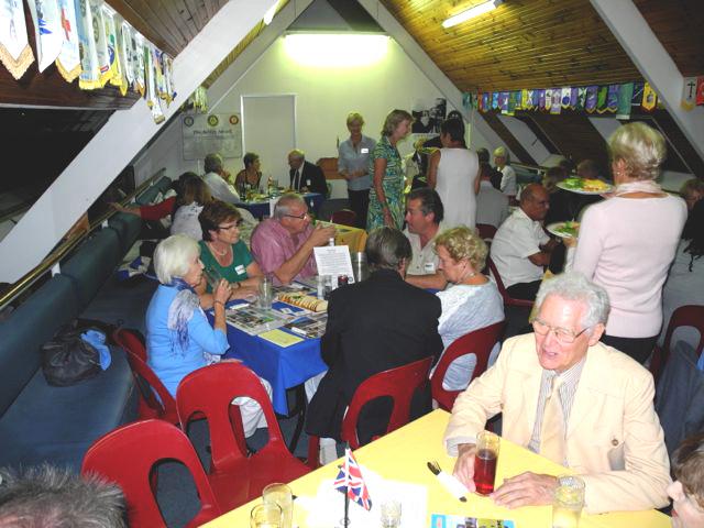 Rotary Club-House