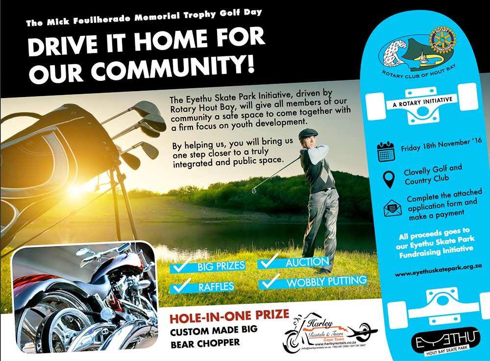 Eyethu Skate Park Fund Raiser