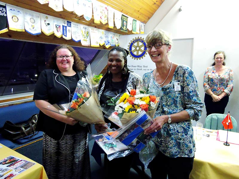 Rotary Club of Hout Bay: New Members Welcomed