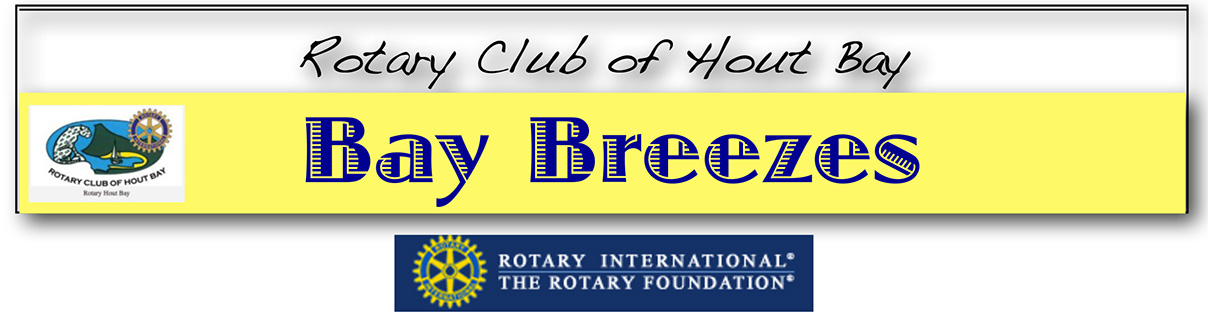 Bay Breezes Rotary Hout Bay News